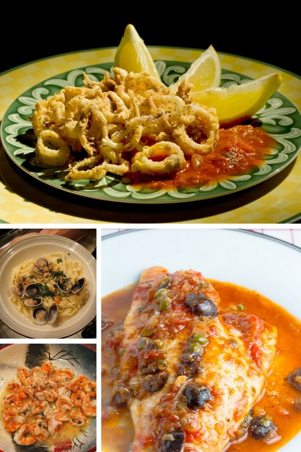 Italian christmas eve dinner the italian chef italian christmas eve dinner forumfinder Choice Image