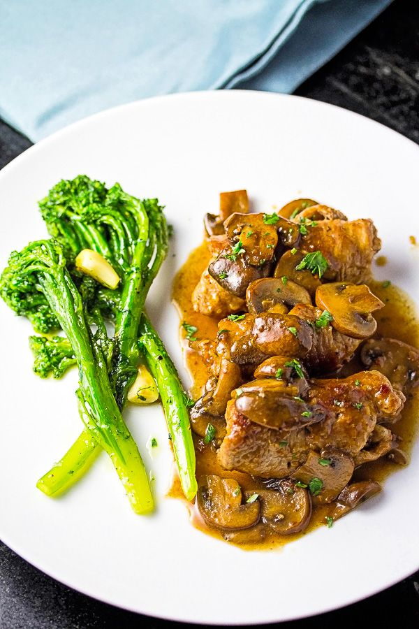 Veal Rollatini