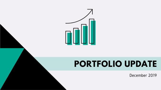 p2p lending portfolio dicembre 2019