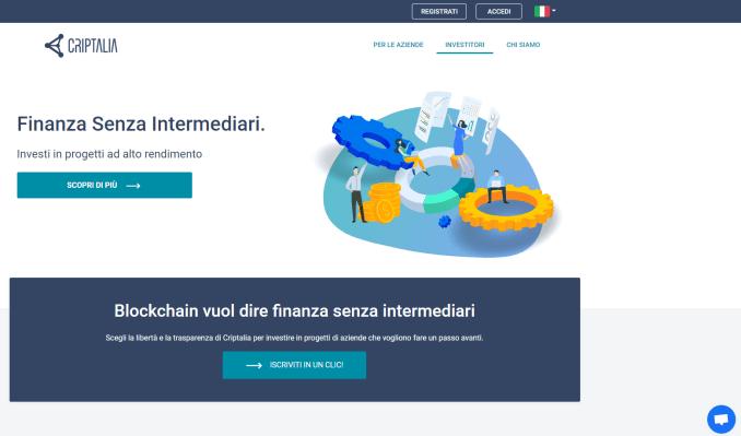 prestiti online criptalia