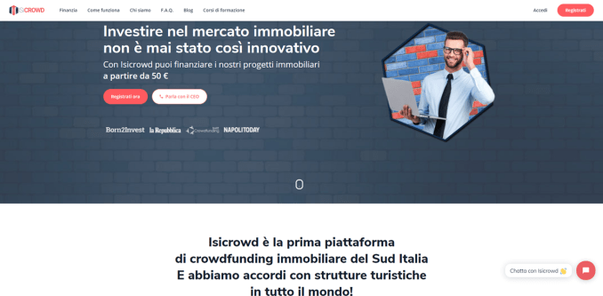 isicrowd homepage