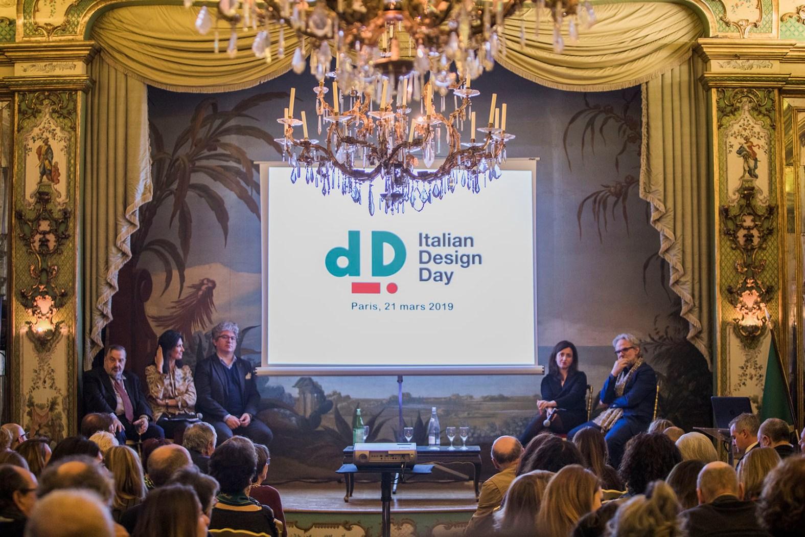 ITALIAN DESIGN DAY 2019 – les entrevues