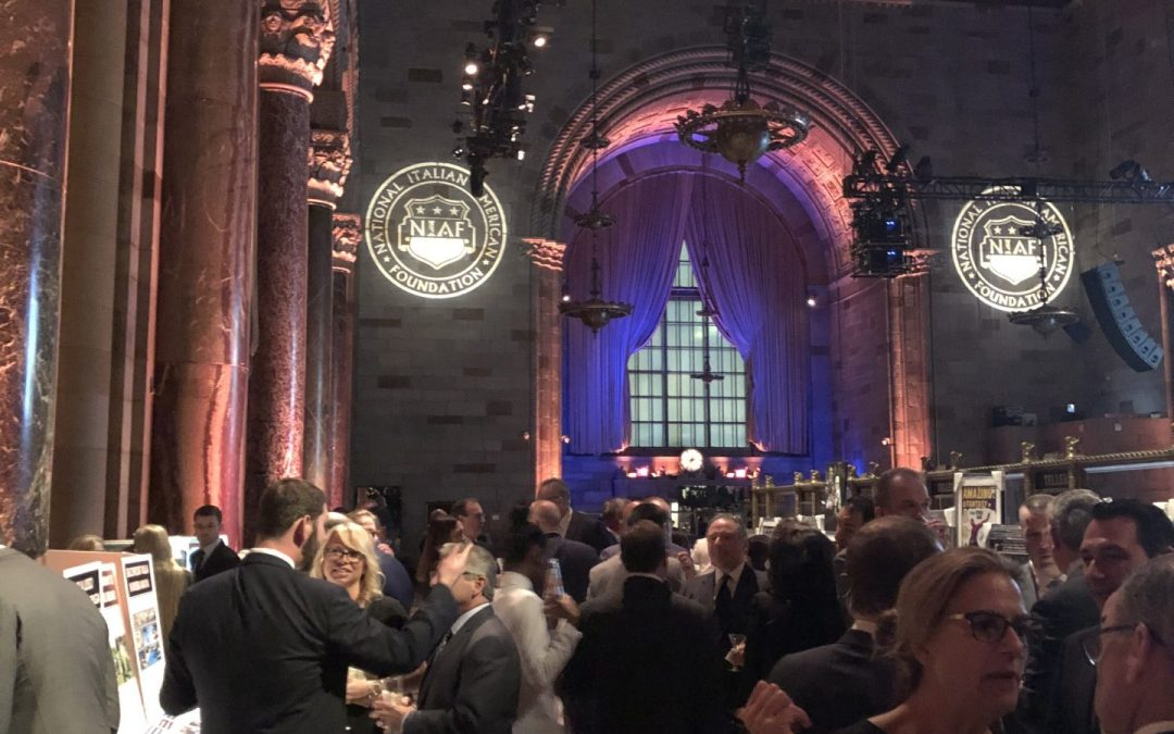A Look Back At The NIAF 2019 Gala At Cipriani In Midtown, Manhattan