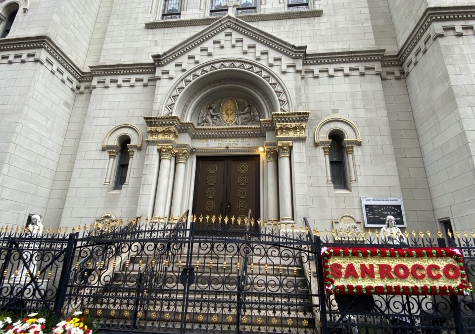 What Is The Fate of Most Precious Blood Italian National Parish In NYC's Little Italy?