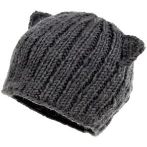 Cappelli Lana fashion : Cappellino con orecchie