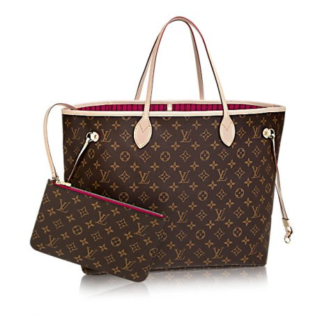 Neverfull Louis Vuitton Prezzo - Louis Vuitton Neverfull GM pochette