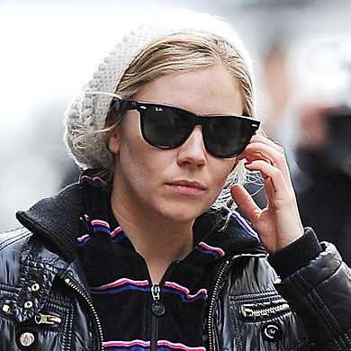 Cappelli Lana fashion : Sienna Miller