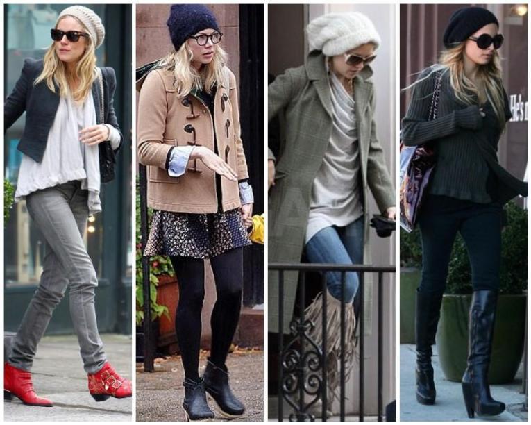 Cappelli Lana fashion : Star con i cappellini
