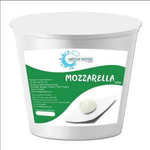 Fresh Mozzarella 125 gr Thailand