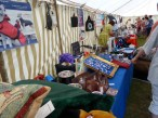 Togs for Dogs with lots of goodies to tempt buyers
