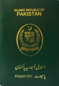 Passaporte paquistanês