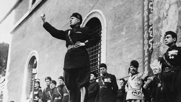 Morte de Mussolini em 28 de abril