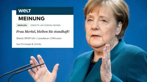 Jornal alemão ataca italianos: 'A máfia está esperando dinheiro da UE'