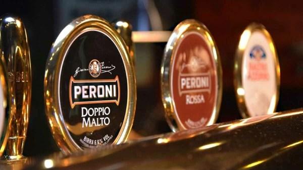 Cerveja bar italiano