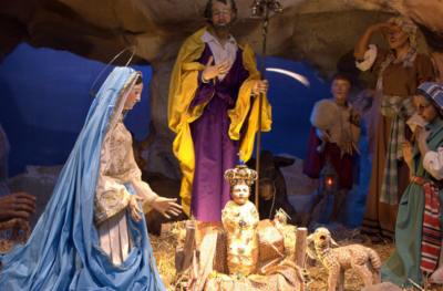 Presepe all'Aracoeli