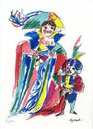 "Emanuele Luzzati, ""Carnevale"""