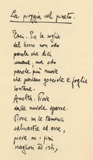 la-pioggia-nel-pineto-autografo-italianocontesti