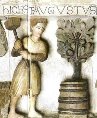 Agosto, Pieve di Santa Maria Assunta, Arezzo