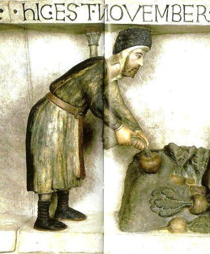 Novembre, Pieve di Santa Maria Assunta, Arezzo