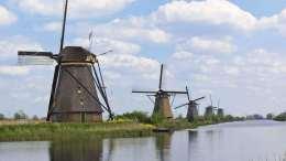 Mulini di Kinderdijk