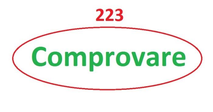 223_comprovare