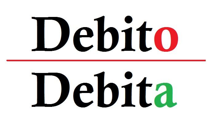 147 debito debita