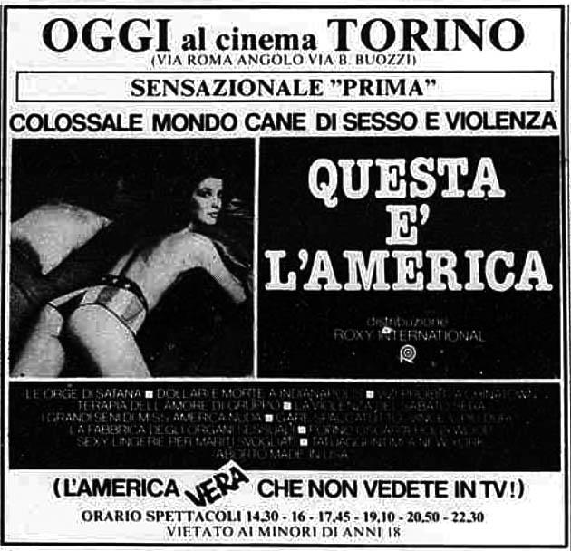 Questa è l'America (1977)