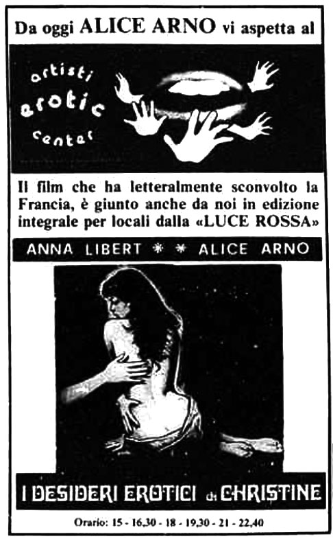 I desideri erotici di Christine (1973)