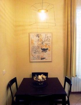 Dining zone (Artwork by Deborah Dancy)