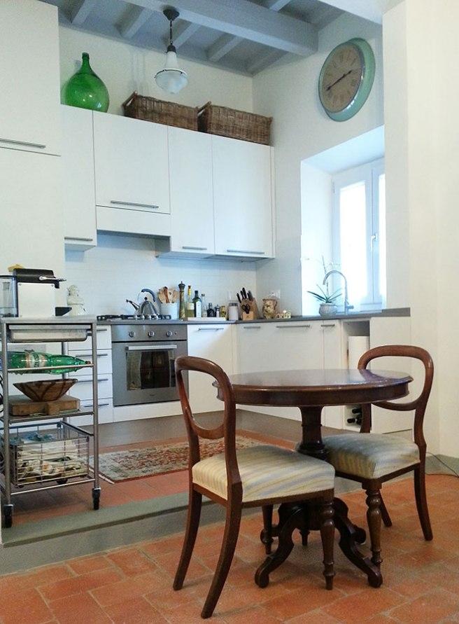 Fiesole Project: Kitchen