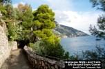 The seashore passage Amalfi Coast