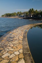 Path over water