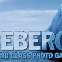 Icebergs: Floating Glass Gallery