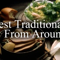 Best Traditional Food Dishes From Around the World