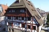 House in center of Nuremberg