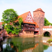 Destination: The Colors of Nuremberg, Germany