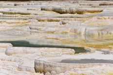 Pamukkale - Travertine terraces