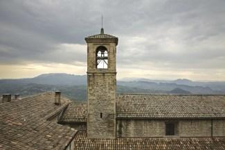Tower in San Marino