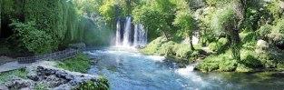 Duden Waterfalls Antalya Turkey