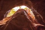 Antelope Canyon, UT. USA