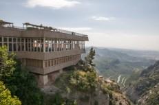 views from Montserrat