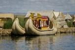 Uros Reed Boats