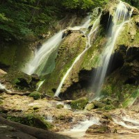 The Waterfalls of Cheile Nerei-Beusnita National Park in Romania