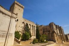 Avignon castle