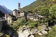 Lavertezzo, Verzasca Valley, Switzerland