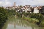 Sarine River at Fribourg
