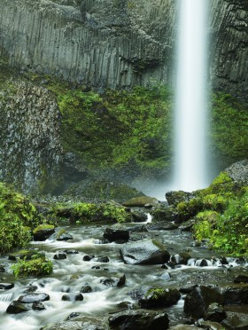 Waterfall (long exposure)