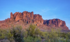 Superstitions at Sunset