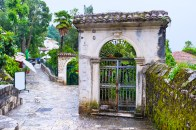 The old gate