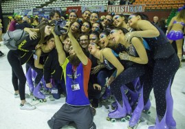 Momenti di festa dopo la gara Campionati Italiani di Firenze 2016_ Grande Gruppo
